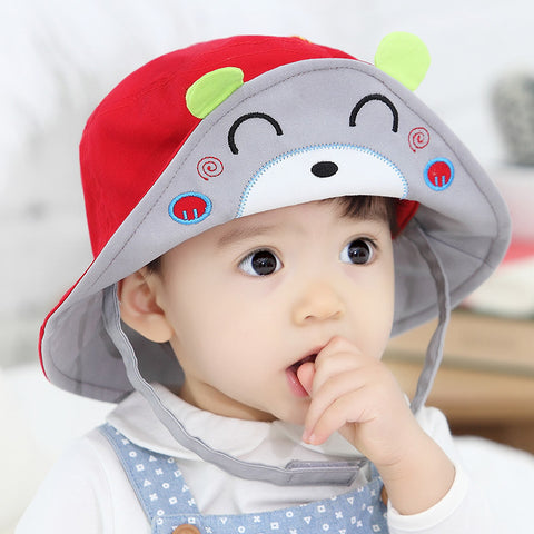Sun Spring Bucket Hat for Babies and Children - UYL Online Store