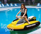 Inflatable Electric Water Scooter