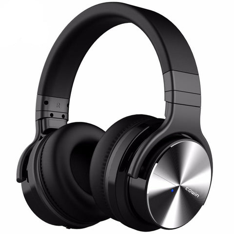 Pro Active Over the Ear Noise Cancelling Bluetooth Headphones