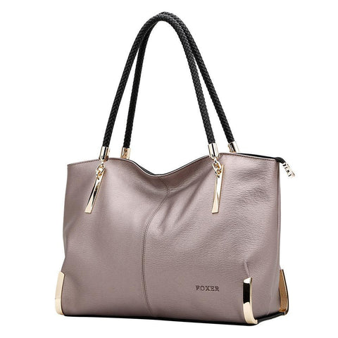 Women's Cow Leather Designer Handbags