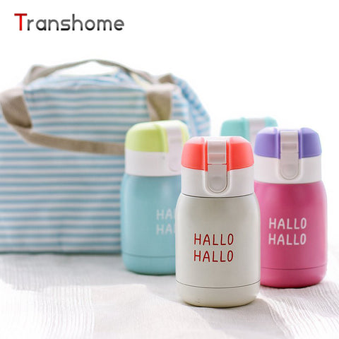 Leak-proof Stainless Steel Fashion Cute Thermos Bottle