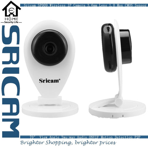 Smart Mini IP Camera Wireless HD 720P Baby Monitor/CCTV/Security Camera/Home Protection Remote Cam