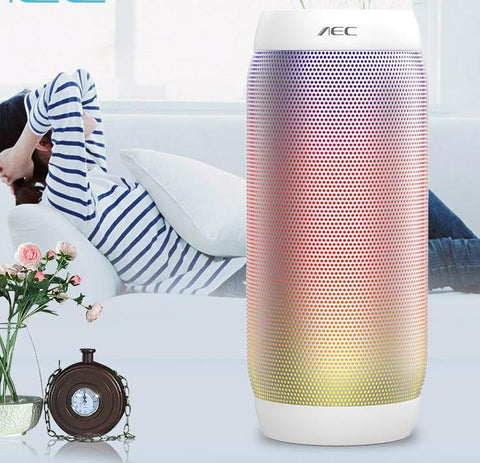 Colorful Waterproof Bluetooth Speaker Wireless NFC Super Bass Subwoofer - UYL Online Store