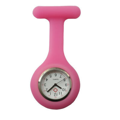 Multi Color Nurse Fob Watch
