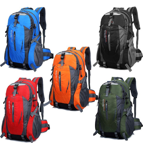 Waterproof 40L Outdoor Backpack