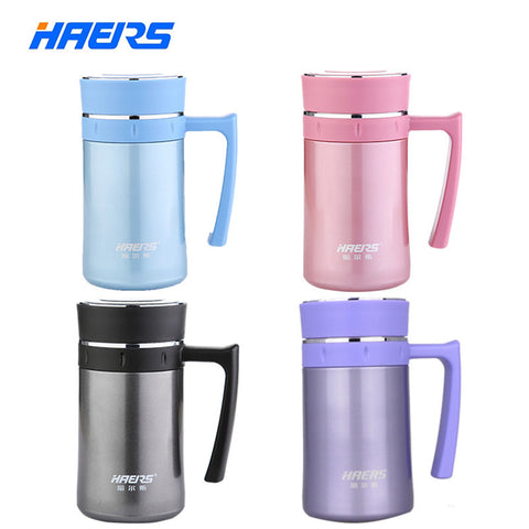Thermos Coffee Mug with Lid