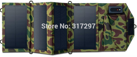 Folding Portable Solar Charger for Phone - UYL Online Store