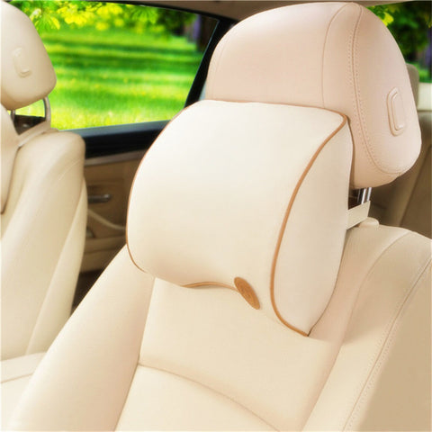 High Quality Universal Car Seat Headrest Pad Memory Foam Pillow - UYL Online Store