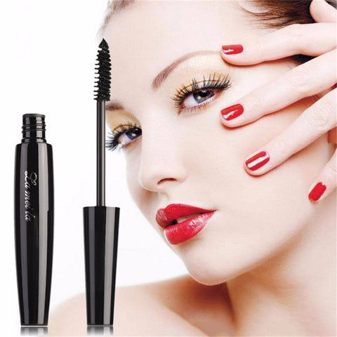 Waterproof Long Curling Eye Mascara