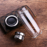 High-grade Elegant Design Water Bottle and Infuser - UYL Online Store