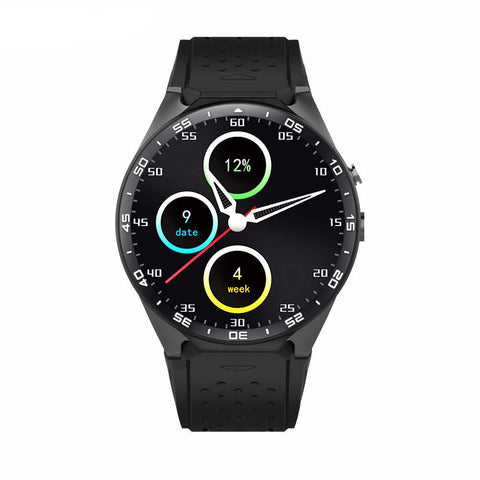 WiFi Smart Watch - Phone Bluetooth, Heart Rate,  GPS Google Play for Android iOS - UYL Online Store