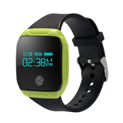 Waterproof Bluetooth Sports Smart Watch + Pedometer, Fitness Tracker For Android IOS - UYL Online Store