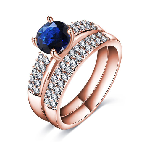 Luxurious Crystal Ring
