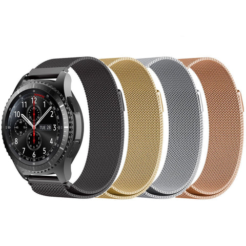 Magnetic Closure Loop Strap for Samsung Gear S3 Frontier/Classic - UYL Online Store