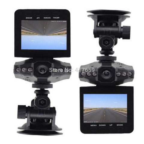 "DVR 2.5"" HD Recorder, Road Dash Video Camcorder LCD 270 Degree Wide Angle Motion Detection - UYL Online Store"