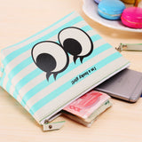 Waterproof European and American Style Women PU Leather Printed Cosmetic Makeup Organizer Bag