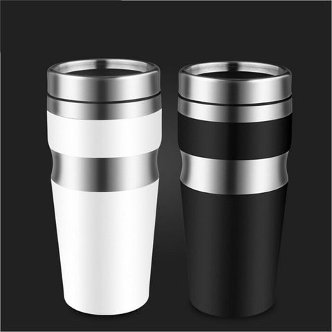 Stainless Steel Leak-proof Fashion Thermos Cup