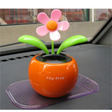 Flip Flap Moving Solar Power Flowers - UYL Online Store