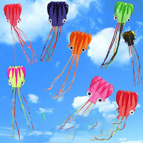 Octopus Flying Kite