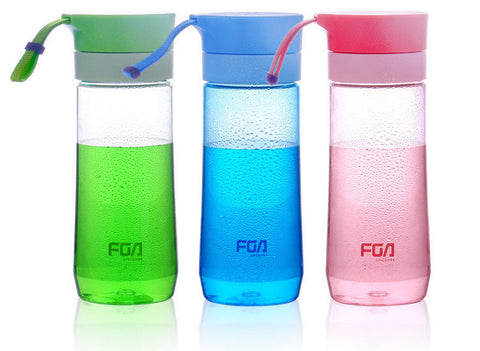 Portable Fruit Infusing Infuser Health Bottle with Lid