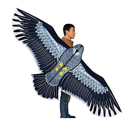 Huge Eagle Kite With String And Handle