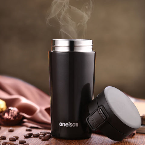 Stainless Steel Coffee and Tea Vacuum Tumbler