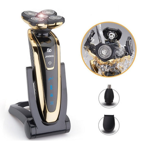Rechargeable 5D Electric Shaver