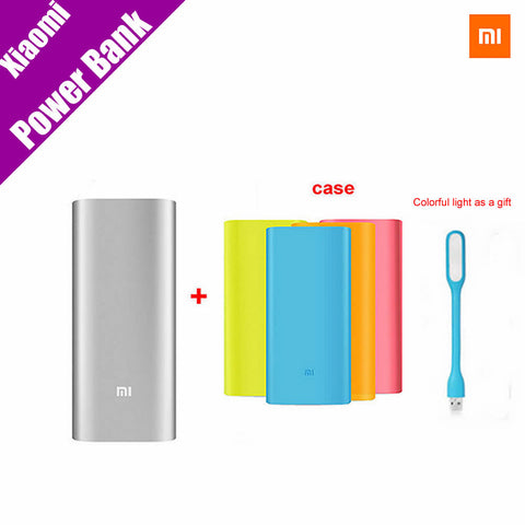 Original Xiaomi Power Bank 16000mAh for Mobile Phone with Case - UYL Online Store