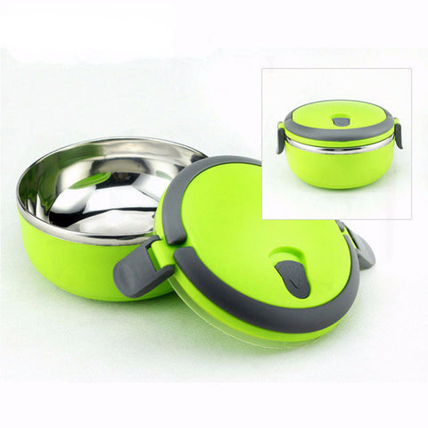 Stainless Steel Thermal Lunch Box Food Container - UYL Online Store