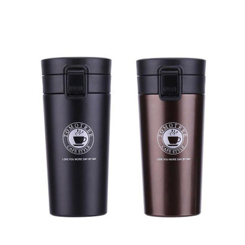 Stainless Steel Tumbler Thermocup Coffee Mugs - UYL Online Store