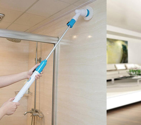 Cordless Handheld Power Scrubber