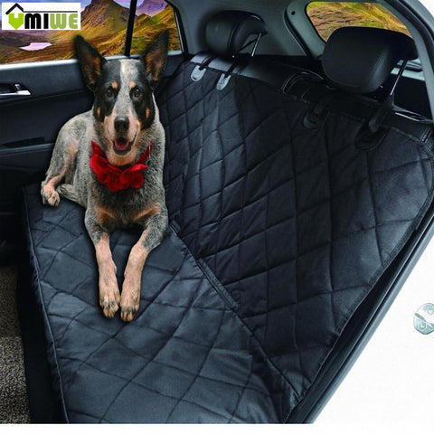 Car Seat Covers Waterproof Full Backseat Protector For Dogs