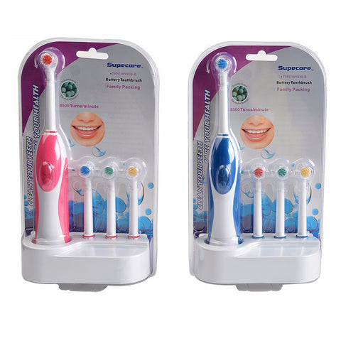 Electric Toothbrush Rotating and Soft