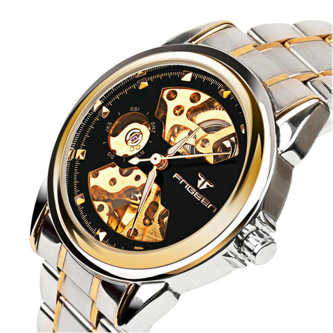 Men's Waterproof Mechanical Watch