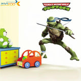 Teenage Mutant Ninja Turtles Wall Decals FREE plus Shipping Offer