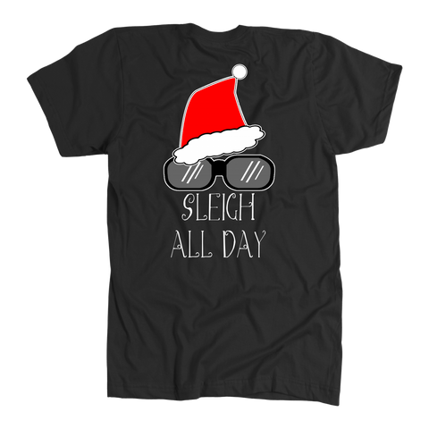 Sleigh All Day Santa Hat