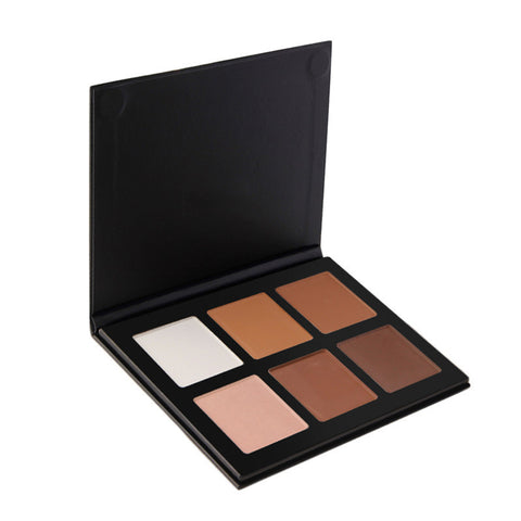 Face Contour And Concealer Palette