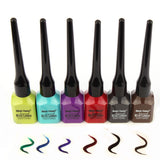 Water-proof Color Liquid Gel Eyeliner 6 Colors