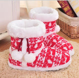 Knit Wool Soft  Warm Winter Plush Home Slippers - UYL Online Store