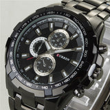 Waterproof Quartz Wristwatch - Top Quality - UYL Online Store