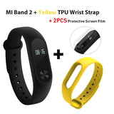 Smartband Oled Display Touchpad Heart Rate Monitor Bluetooth 4.0 Fitness Tracker