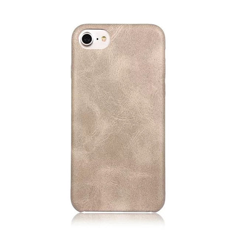 Luxury Vintage Pattern Soft Leather iPhone 7 Case - UYL Online Store