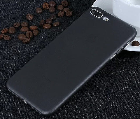 Minimalist Design Luxury Super Thin Frosted iPhone 7 Case - UYL Online Store