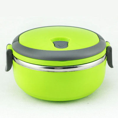 Stainless Steel Thermal Lunch Box Food Container
