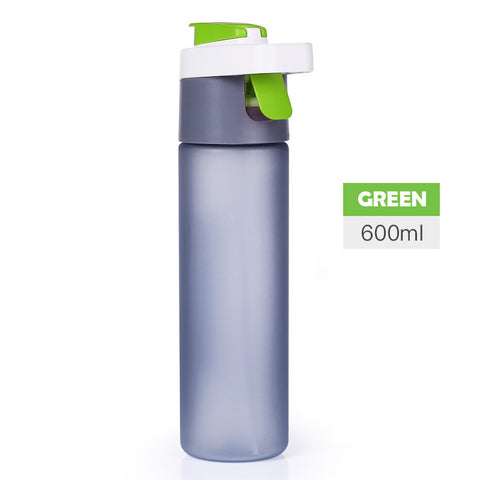 Spray Water Bottle Outdoor/Sport/ Travel/Bicycle - 600ml Plastic Drinkware - UYL Online Store