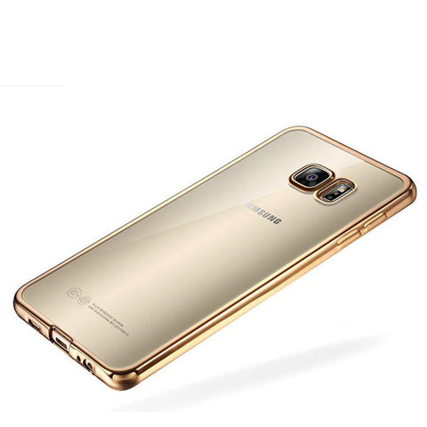 Luxury Ultra Thin Clear Soft Case For Samsung Smart Phones FREE plus Shipping Offer - UYL Online Store