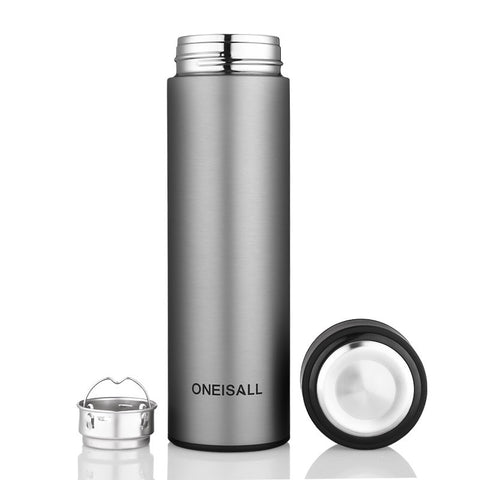Stainless Steel Insulated Tall Thermos Coffee Mug - UYL Online Store
