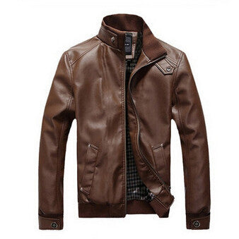 Winter Leather Clothing for Men - UYL Online Store