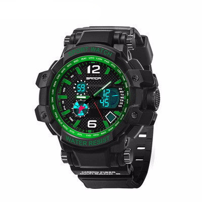 Sand LED Waterproof Men's Watch - UYL Online Store