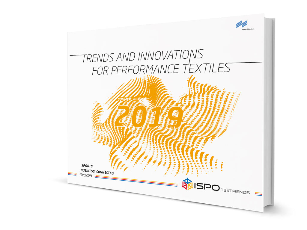ISPO TEXTRENDS - Trendbook Spring/Summer 2019 (Hardcover)